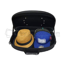 Load image into Gallery viewer, Custom Fedora Hat Carrier Baseball Cap Case Box