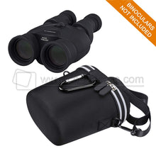 Load image into Gallery viewer, Custom Hard Travel Case for Canon Binoculars