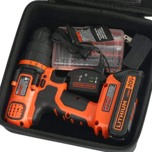 Load image into Gallery viewer, Custom Hard EVA Tool Carrying Case for Cordless Drill/Driver