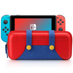 Protective Custom Hard Shell EVA Travel Case for Nintendo Switch Console & Accessories