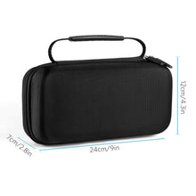 Load image into Gallery viewer, Custom Hard Shell Travel Carrying Bag for Hard Drive, Power Bank, Headset, USB Cable and Electronic Accessories