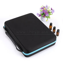 Load image into Gallery viewer, Custom EVA Foam Hard Essential Oils Carrying Case