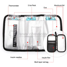 Load image into Gallery viewer, Custom EVA Insulin Carrying Case