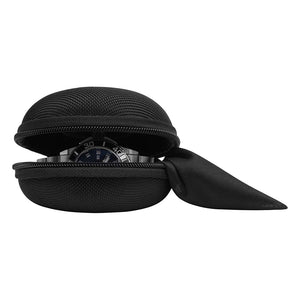 Custom Round Travel EVA Watch Case