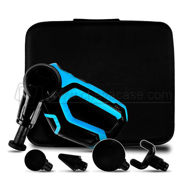 EVA Carry Case Manufacturer for Handheld Deep Muscle Massager