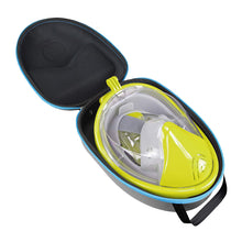 Load image into Gallery viewer, Custom EVA Snorkel Mask Case Hard Storage Protection Bag