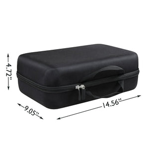 Custom EVA Zip Case fits Canon PIXMA iP110 Wireless Mobile Printer