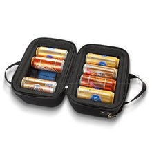 Load image into Gallery viewer, Custom Hard EVA Cooler Bag for 8 Pack Cans
