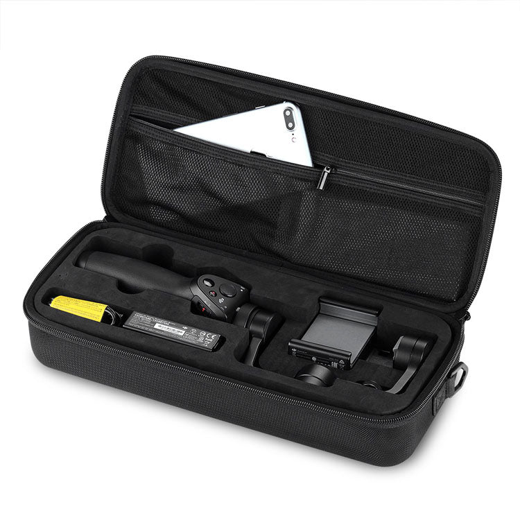 Custom Hard EVA Travel Case for DJI OSMO Mobile Handhold Gimbal