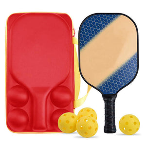 Custom Pickleball Racket Bag EVA Pickleball Paddle Carrying Bag Sports
