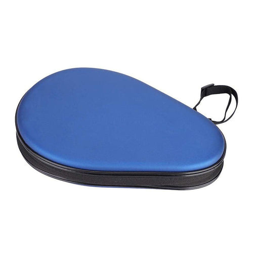 Custom Table Tennis Case PU Table Tennis Racket Hard Case Ping Pong Bat Bag