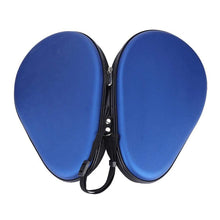 Load image into Gallery viewer, Custom Table Tennis Case PU Table Tennis Racket Hard Case Ping Pong Bat Bag
