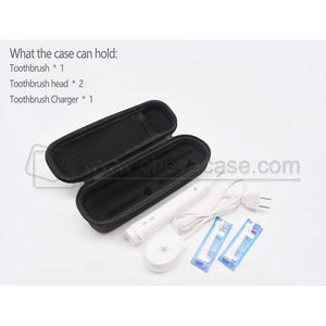 Custom Toothbrush Hard Travel Case for Electric Accessories