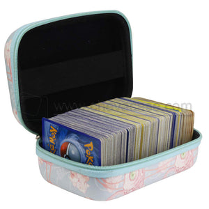 Custom Travel Carrying Hard Case for Pokemon Trading Cards