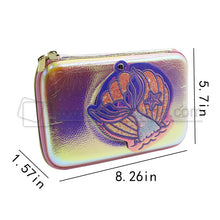 Load image into Gallery viewer, Custom Hard Carrying Holographic Pencil Case