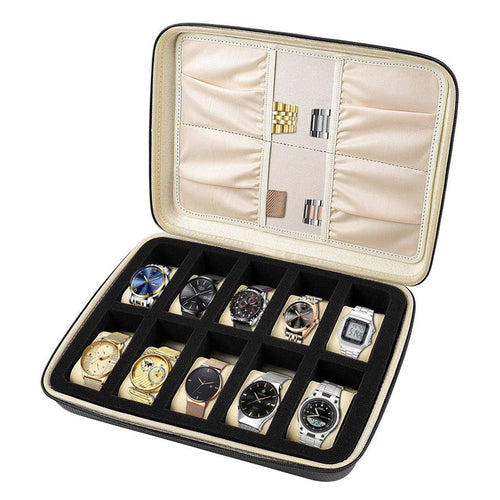 Custom Watch EVA Storage Case Shockproof Hard Box Organizer
