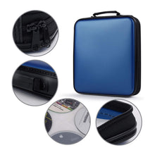 Load image into Gallery viewer, Custom CD Case 160 Capacity DVD Storage Case