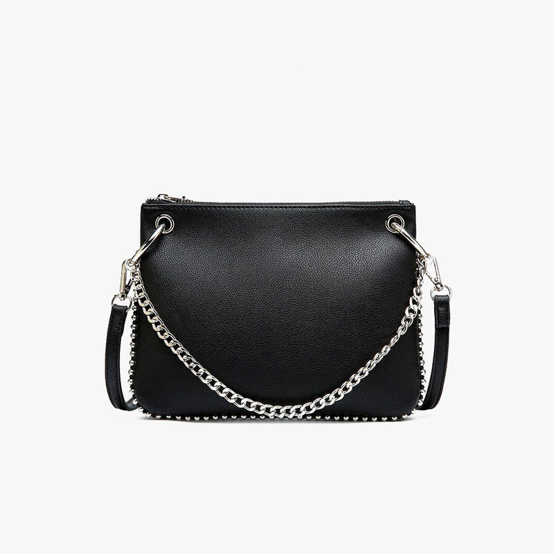 Chained Crossbody Bag