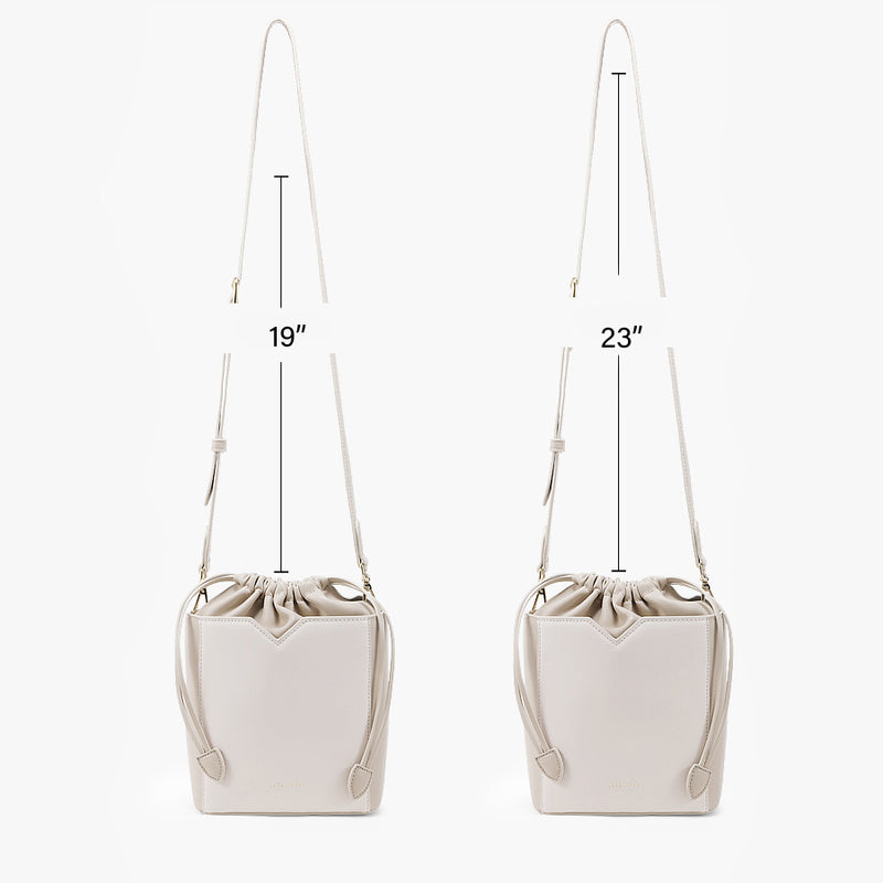 Minimalist Bucket Shoulder Bag