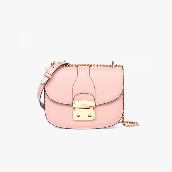 Mini Saddle Crossbody Bag