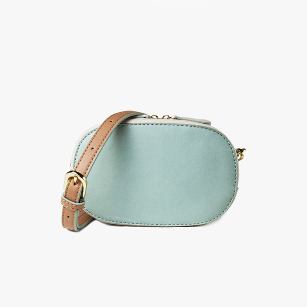 Mint Blue Waist Bag
