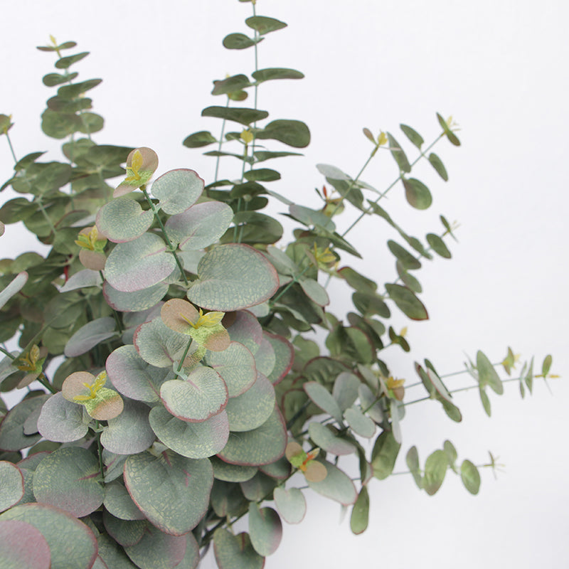 "Artificial Eucalyptus Leaf Stem 26"" Tall"