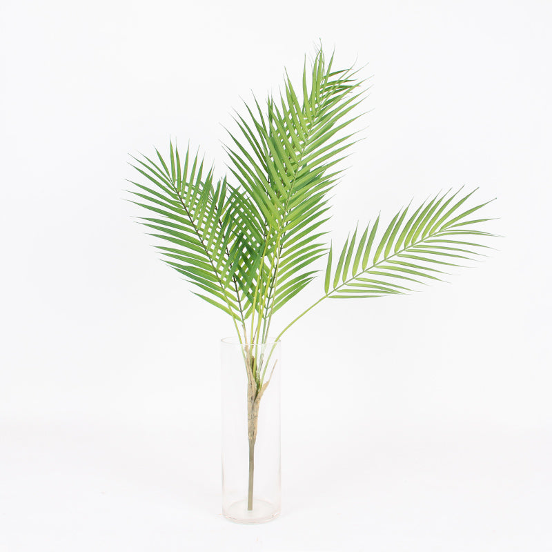 "Artificial Palm Leaf Stems 33"" Tall"