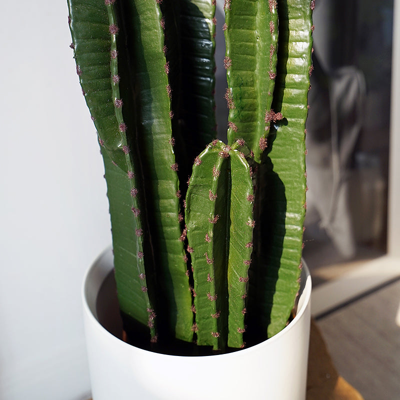 Artificial Cactus Potted Plant