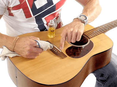Proper Care of Your Guitar