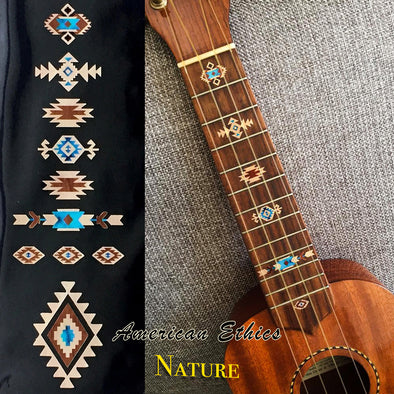 American Ethics Patterns (Nature) for Ukulele