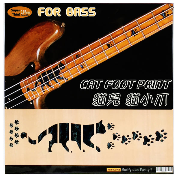 Cat and Paws FOR BASS
