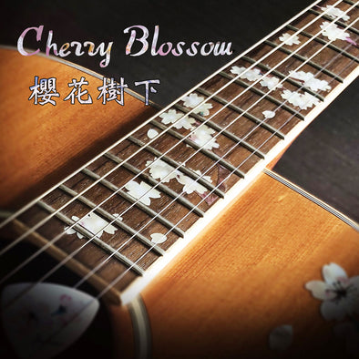 Cherry blossoms for Guitar