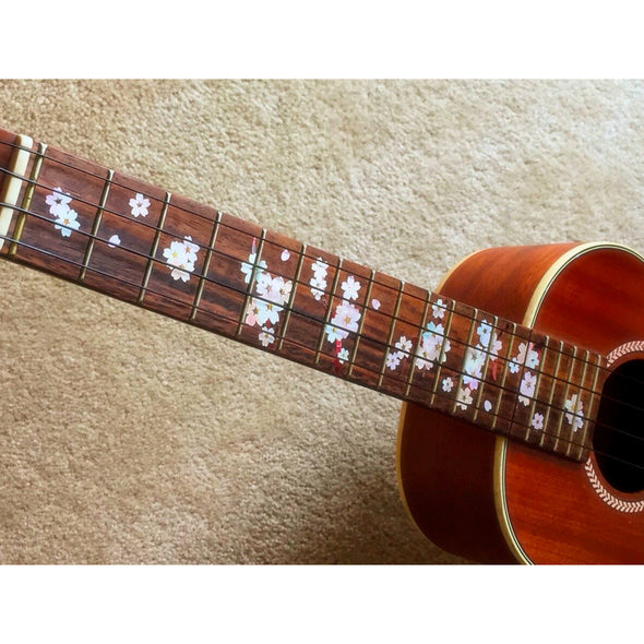 Cherry Blossoms for Ukulele
