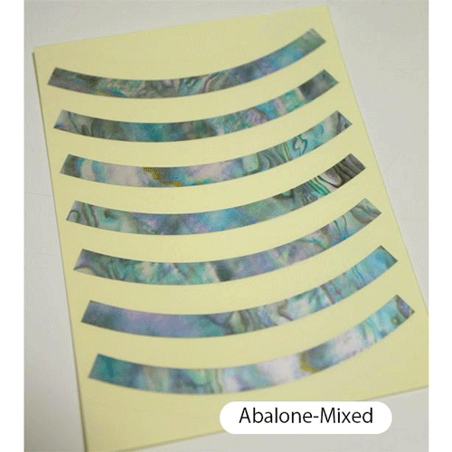 Rosette Strip (Abalone Mixed)
