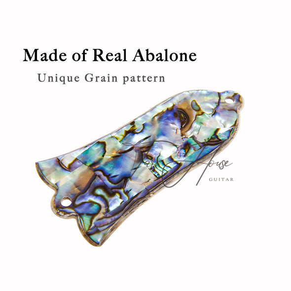 Hosco Abalone Truss Rod Cover