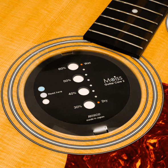 Moiss2 Guitar Humidity Controller
