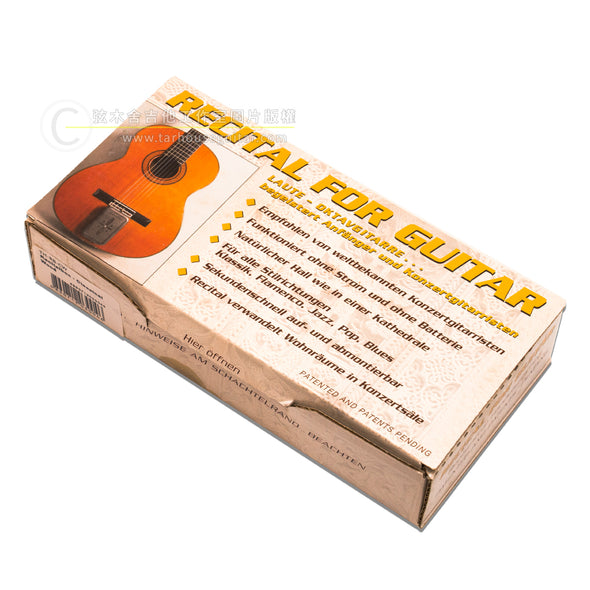 Recitalbox for Classical  Guitar