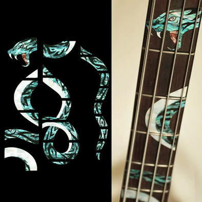 Twisted Snake FOR BASS