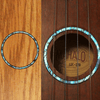 Rosette (Abalone Blue) FOR UKULELE