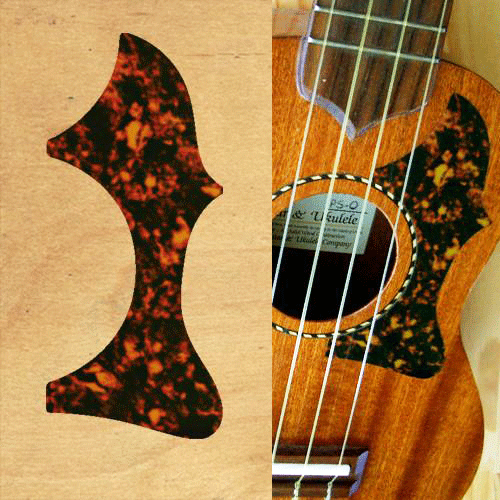 Pickguard Sticker