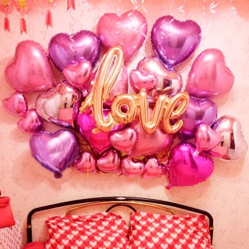Love Balloons Kit