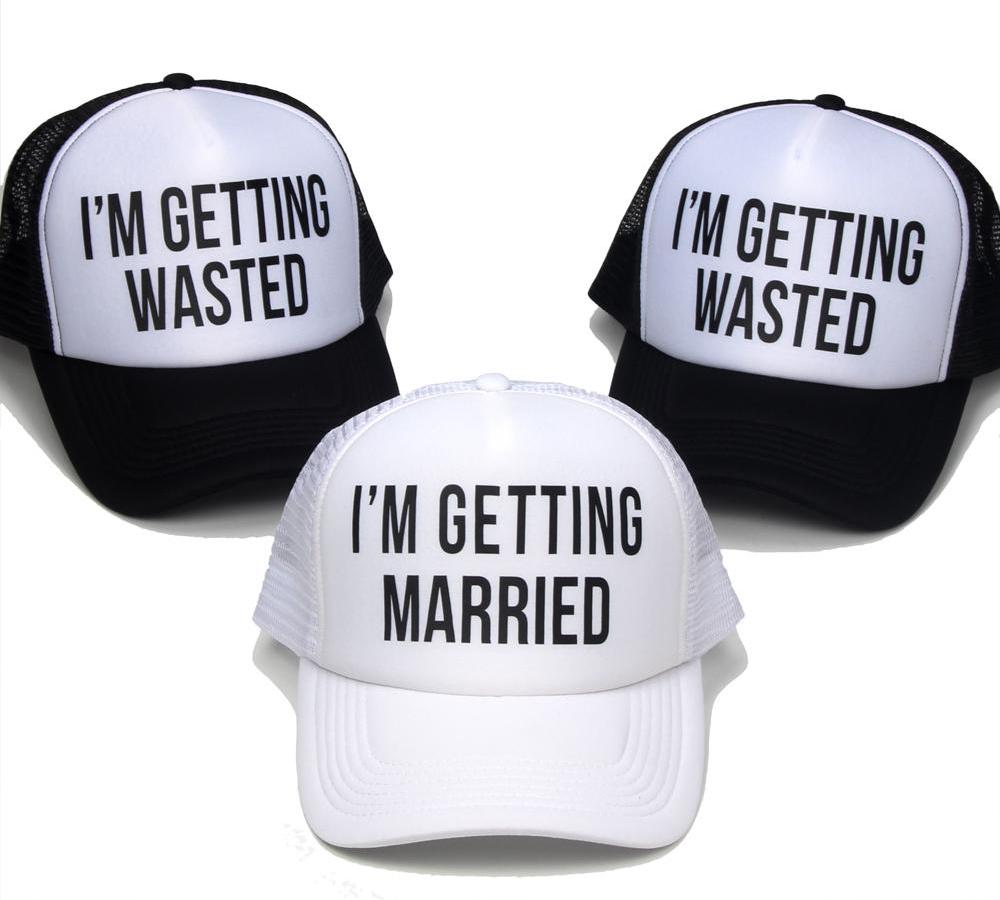 I Am Getting Married/Wasted Hats