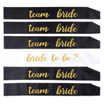 Team Bride Sash Package