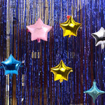 5 Piece Star Balloons