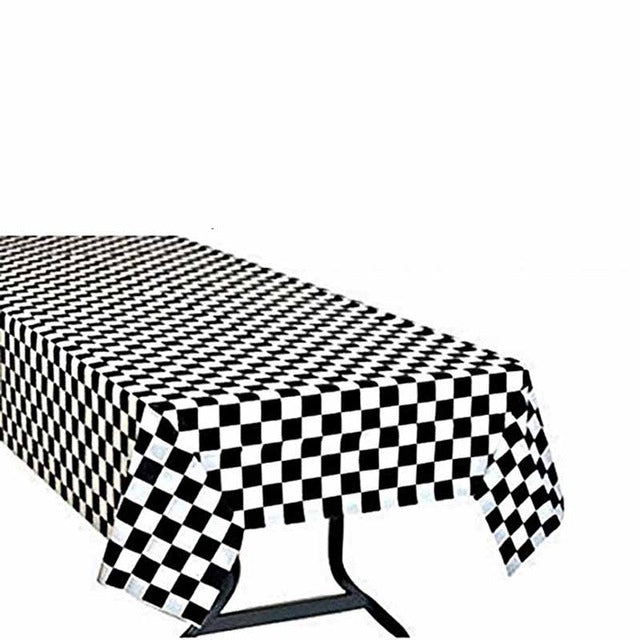 Disposable Plastic Tablecloth