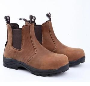 Heritage Dealer Safety Boot