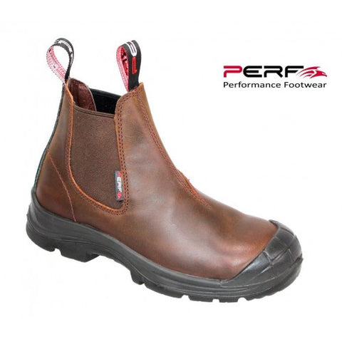 Perf Safety Dealer Boots