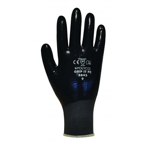 Polyco Grip it Fully Coated / Steelfixers gloves