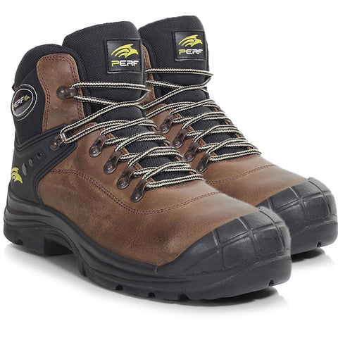Perf Torsion Lace up Safety Boots