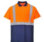 Hi Vis Breathable Polo shirt